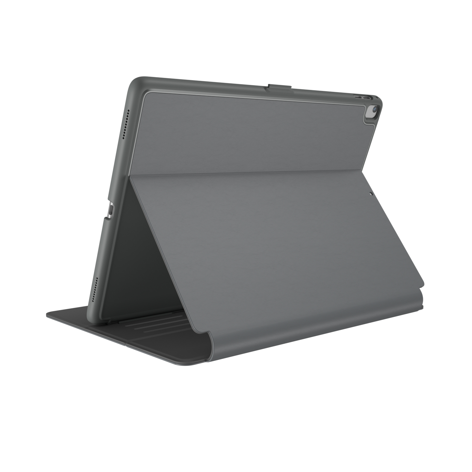 Compare prices for Speck Balance FOLIO 10.5 inch iPad Pro Cases Stormy Grey/Charcoal Grey