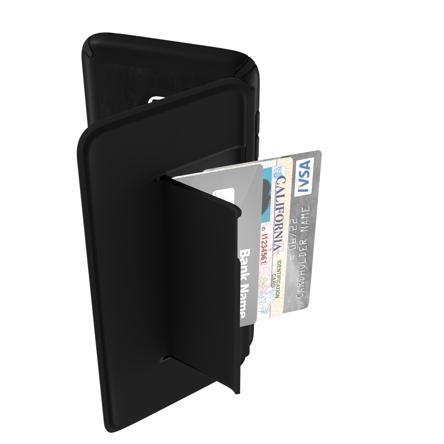 Compare retail prices of Presidio Folio Leather Samsung Galaxy S9+ Cases Black/Black to get the best deal online