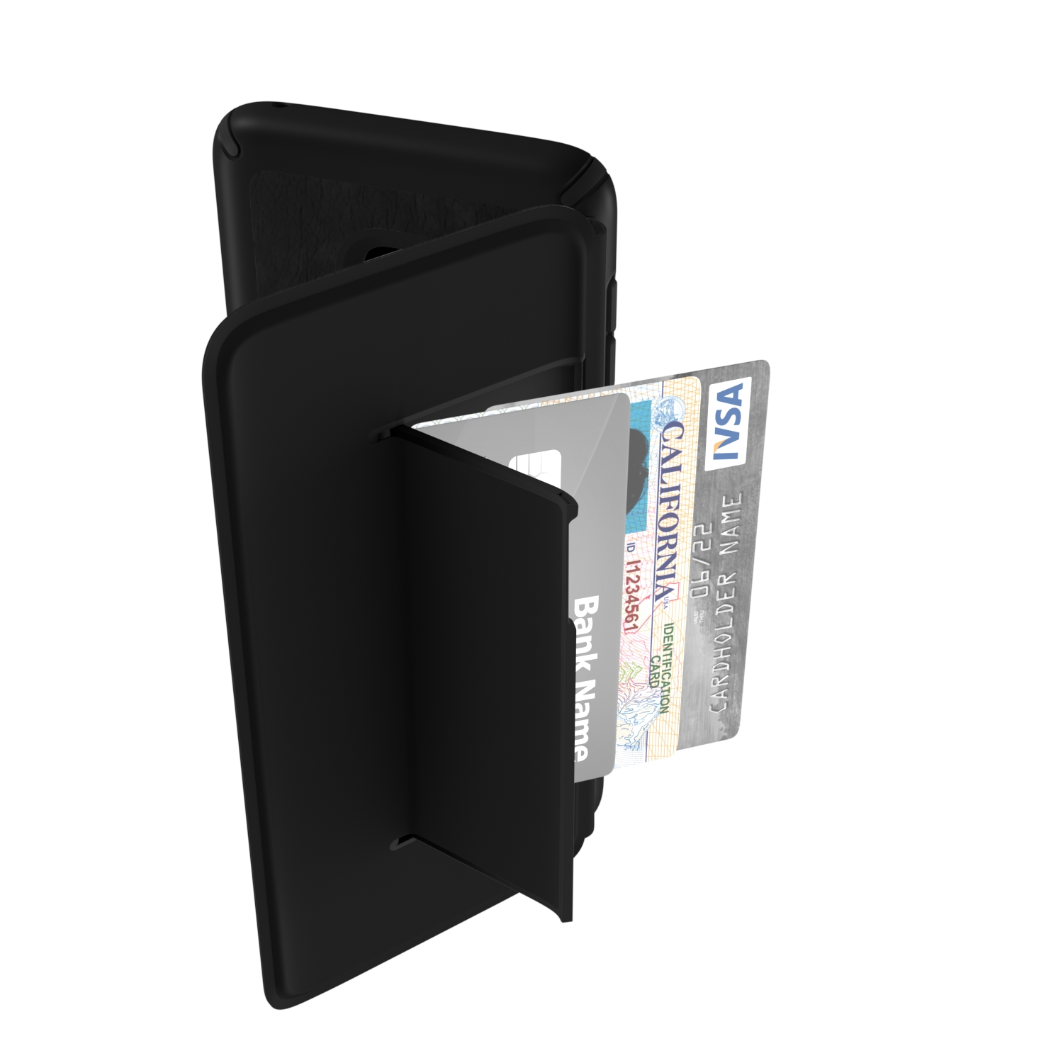 Compare retail prices of Presidio Folio Leather Samsung Galaxy S9 Cases Black/Black to get the best deal online