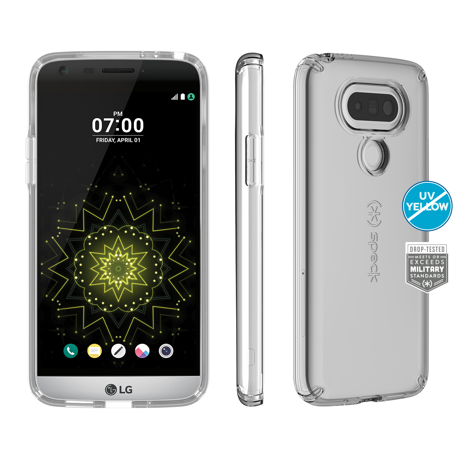 Compare prices for Speck CandyShell Clear LG G5 Cases Clear
