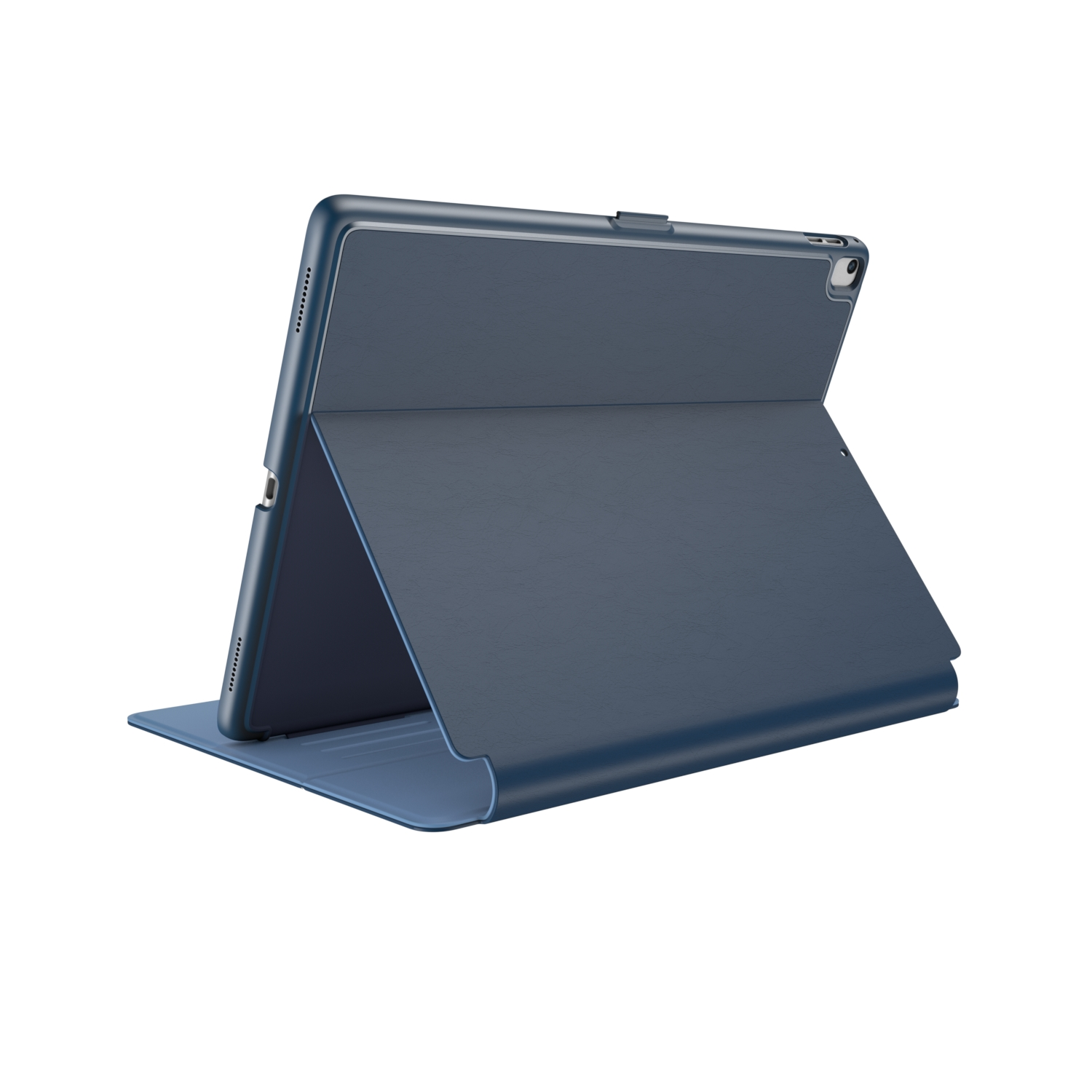 Compare prices for Speck Balance FOLIO 9.7 inch iPad Cases 2017 Marine Blue/Twilight Blue