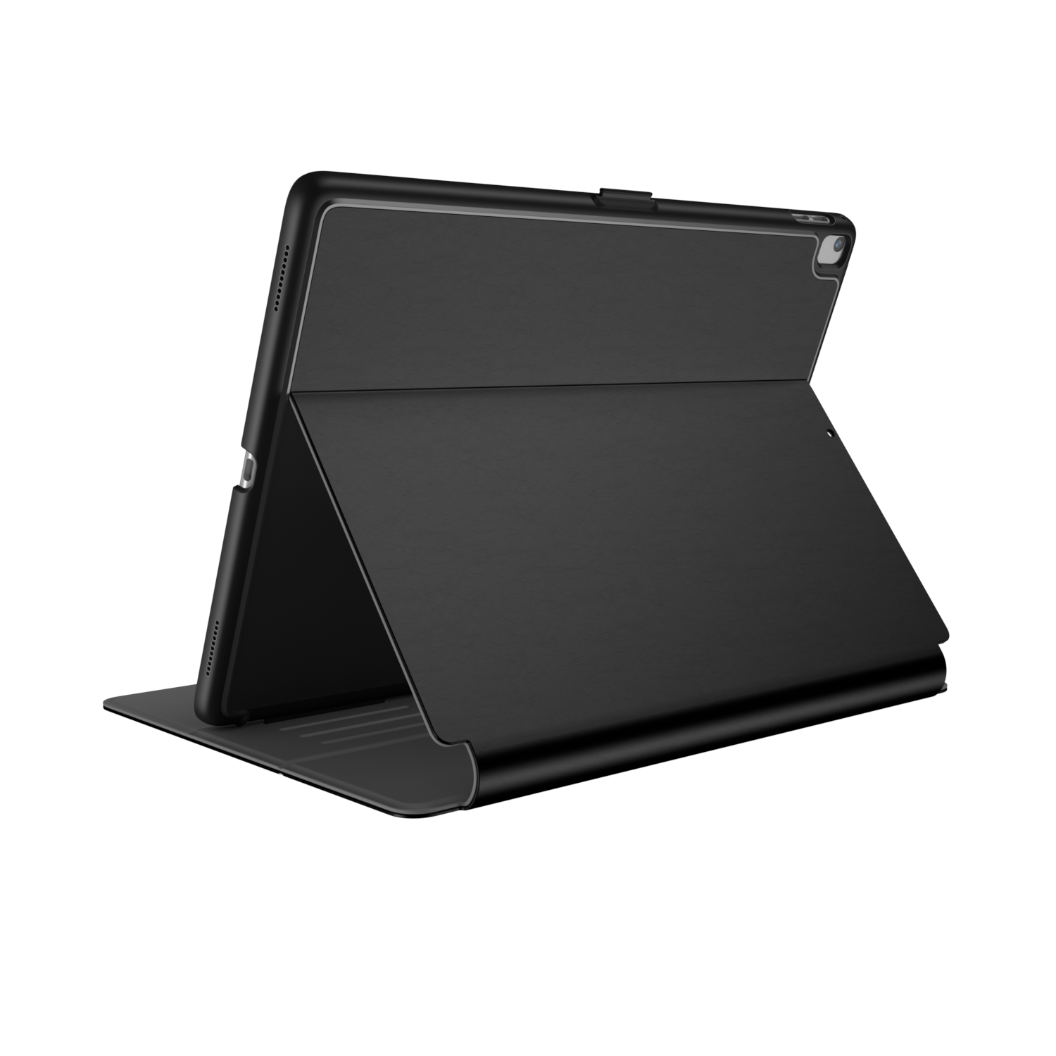 Compare retail prices of Speck Balance FOLIO 10.5 inch iPad Pro Cases Black/Slate Grey to get the best deal online