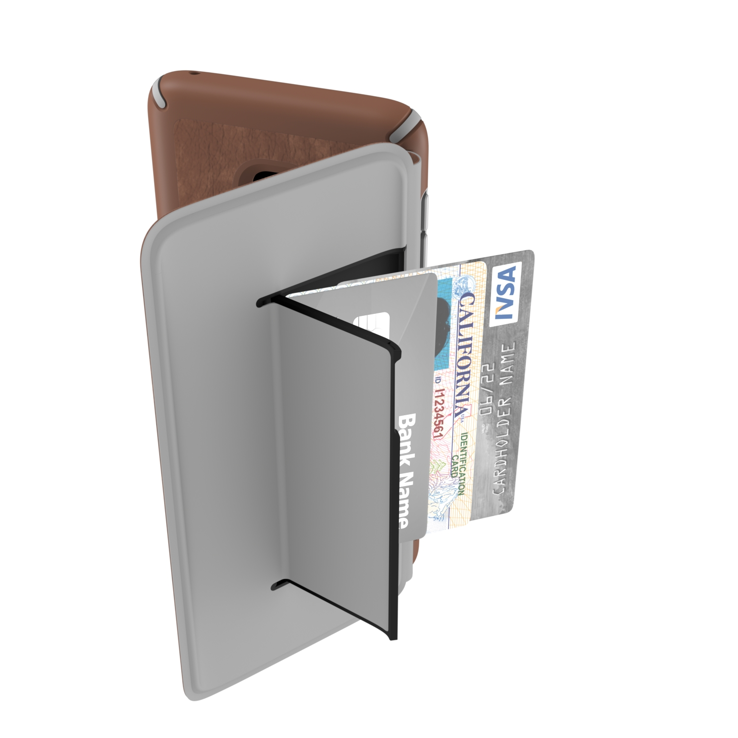 Compare retail prices of Presidio Folio Leather Samsung Galaxy S9 Cases Saddle Brown/Light Graphite Grey to get the best deal online