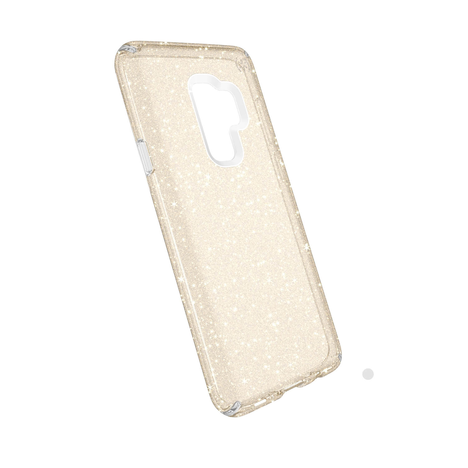 Compare retail prices of Presidio Clear + Glitter Samsung Galaxy S9 Plus Cases Clear/Gold Glitter to get the best deal online