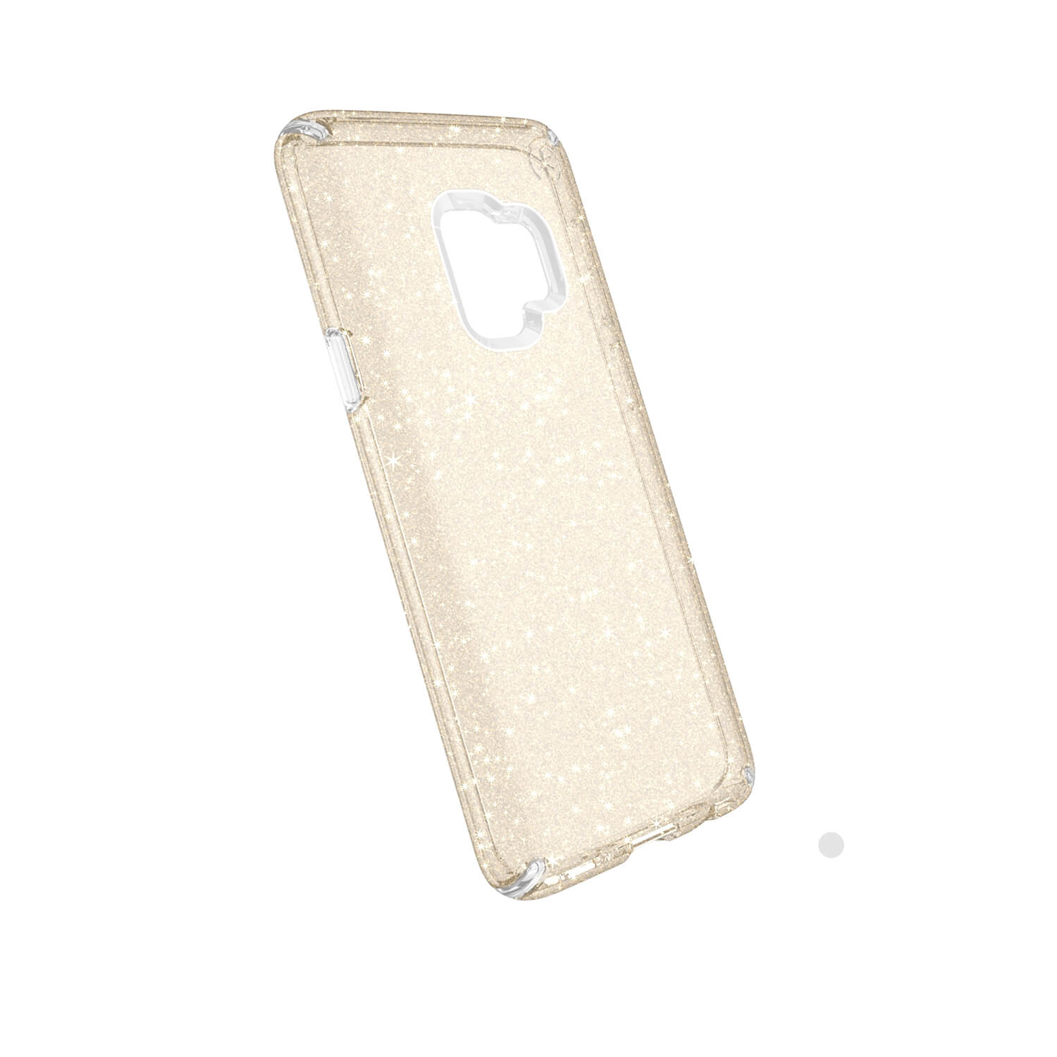 Compare retail prices of Presidio Clear + Gitter Samsung Galaxy S9 Cases Clear/Gold Glitter to get the best deal online