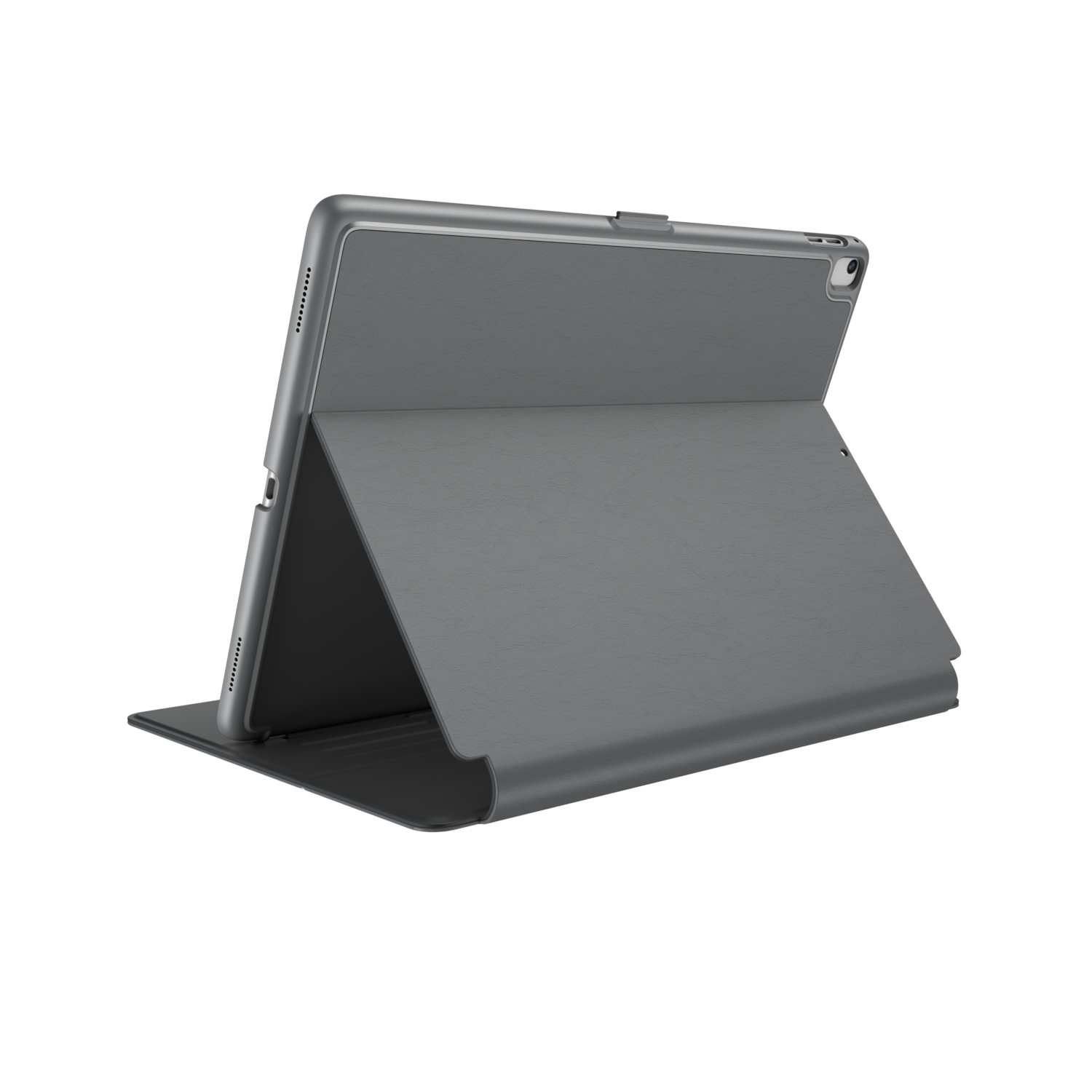 Compare retail prices of Speck Balance FOLIO 9.7 inch iPad Cases 2017 Stormy Grey/Charcoal Grey to get the best deal online