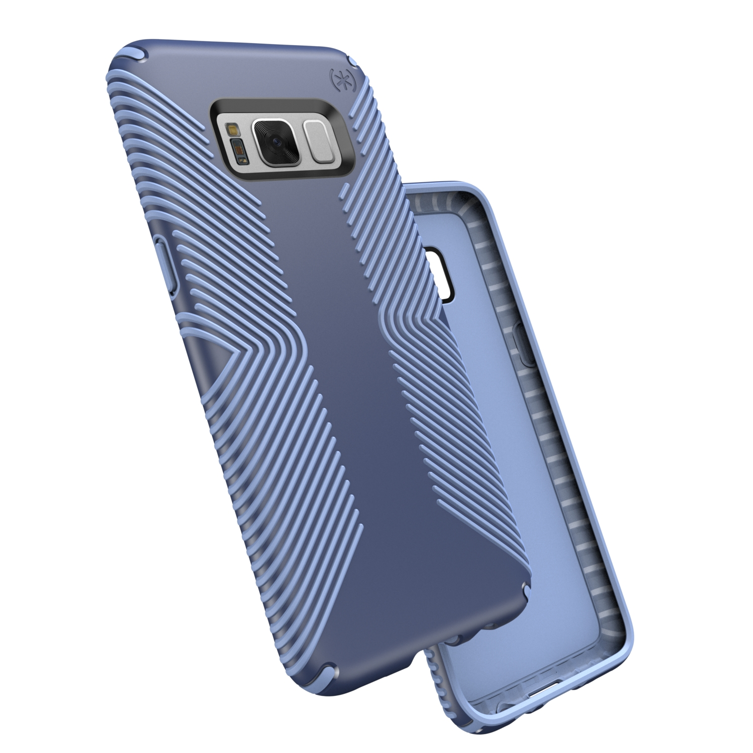 Search and compare best prices of Speck Presidio Grip Samsung Galaxy S8 Plus Cases Marine Blue/Twilight Blue in UK